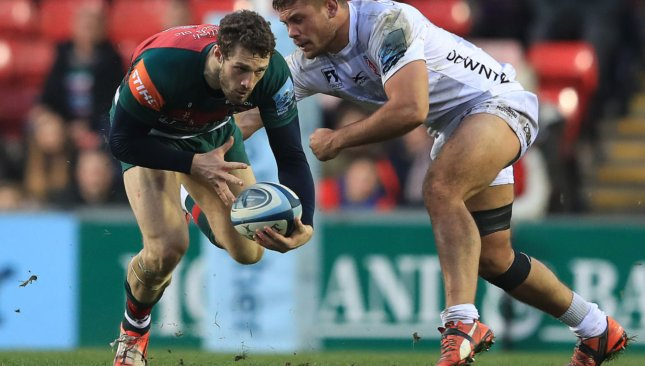Leicester winger Jonah Holmes is an exciting prospect for Wales.
