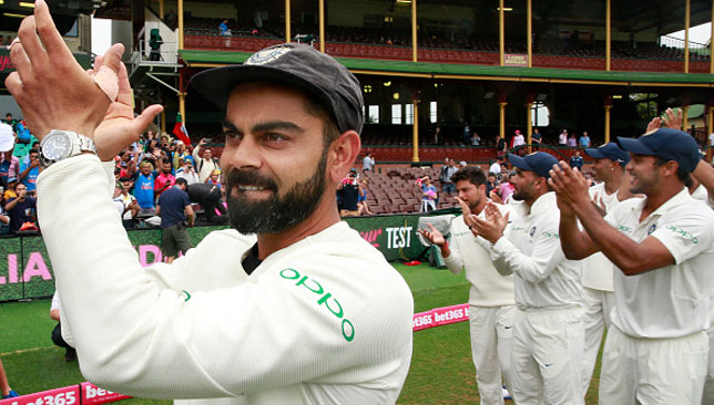 Virat Kohli has made it clear Test cricket is what he truly cares about.