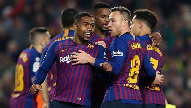 Huesca – Barcelona: Cơ hội vàng của Malcom và Boateng