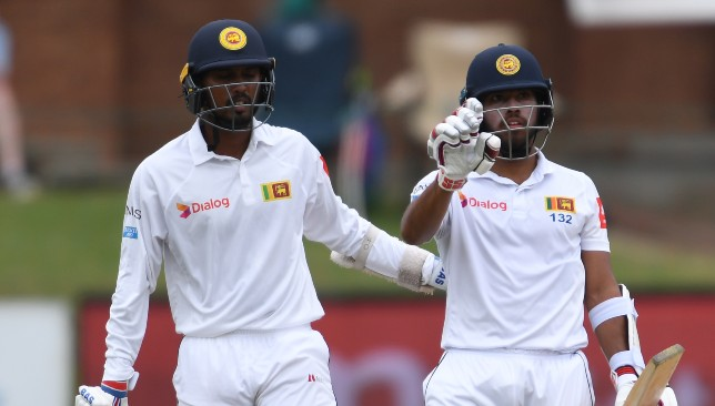 Fernando and Mendis added 163 runs for the third wicket.