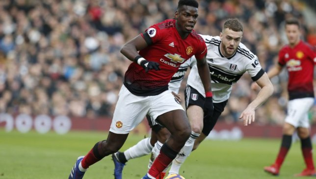 6505a87a3a0 Man United player ratings as Paul Pogba makes himself at home at Craven  Cottage