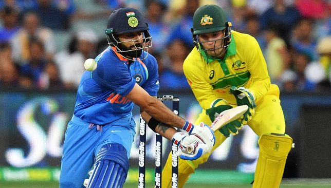 India v Australia second T20I Live Score: Today's match at