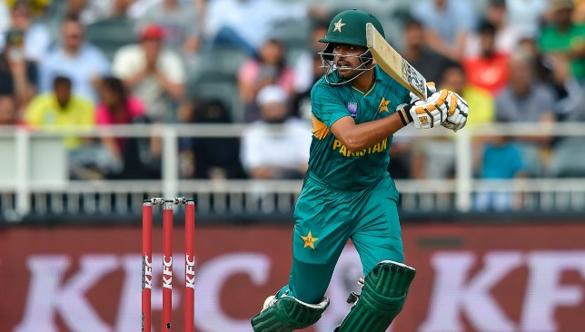 Babar Azam is in terrific form at the moment.