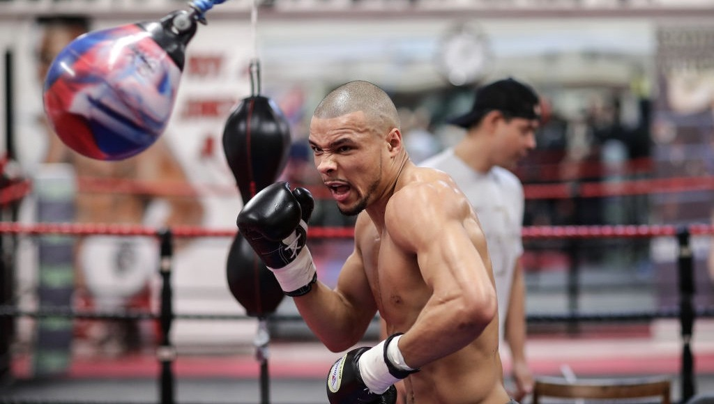 Must win: Eubank Jnr is still looking for a big-name victory