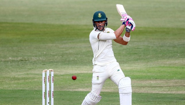 Faf du Plessis top-scored with 90.