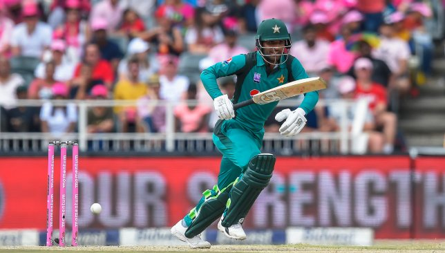 Fakhar will be eager to find form.