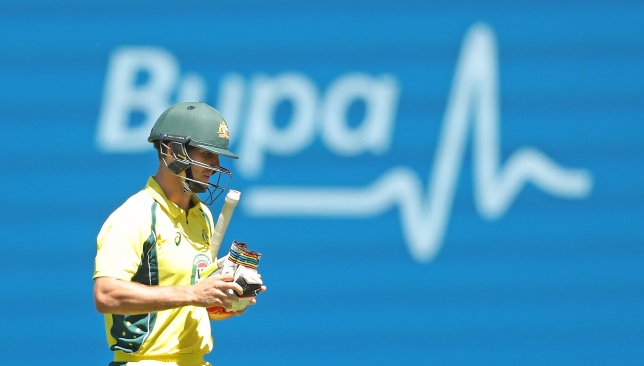 All-rounder Mitchell Marsh has been dropped from the side.