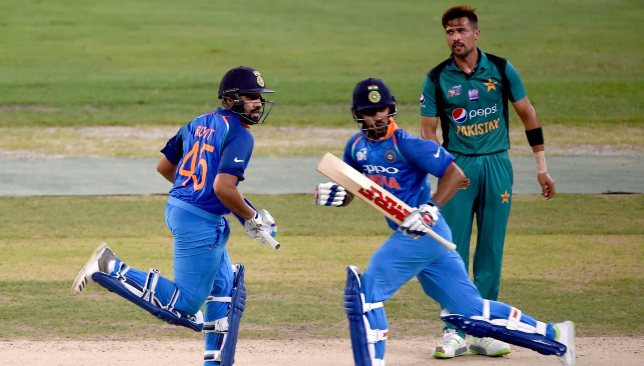 India and Pakistan are due to clash on June 16 in the World Cup.