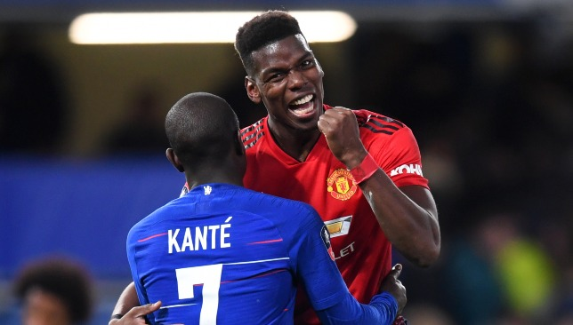 Kante is being played out of position by Sarri.