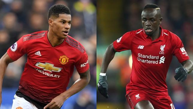 Man United v Liverpool: Rashford and Mane in focus, plus key stats