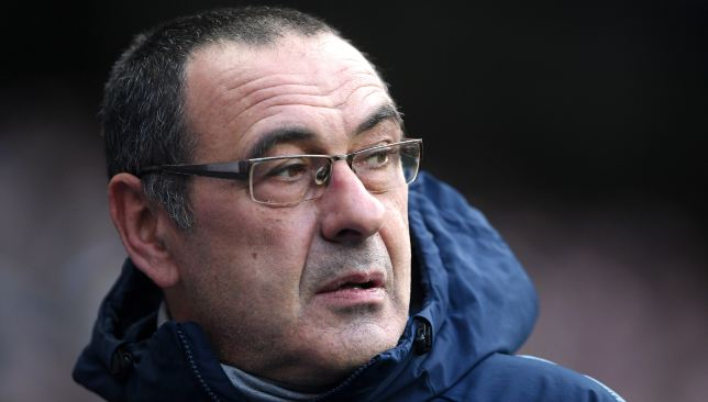 Maurizio Sarri to be shown the door?