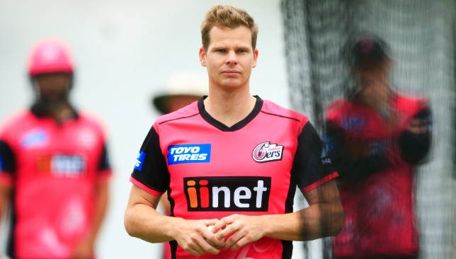 Uncertainty remains over Australia batsman Steve Smith s return from elbow  injury 21a1bed0a30e