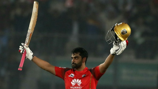 Tamim Iqbal struck his maiden BPL ton in the final.