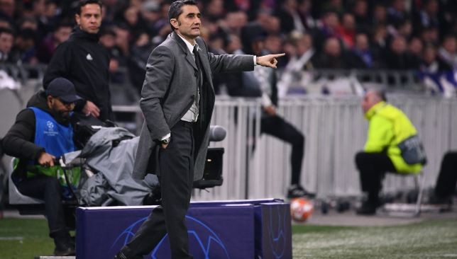 Valverde tried to deflect attention away from Griezmann's impending arrival.