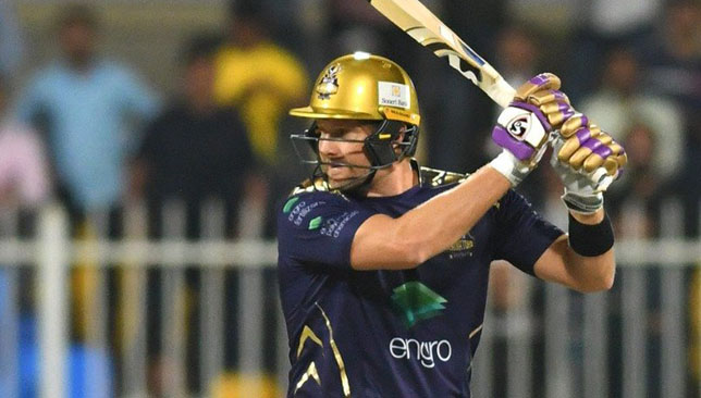 Shane Watson named Player of PSL 2019