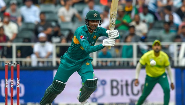 Fakhar Zaman has failed to get going in the T20 series.