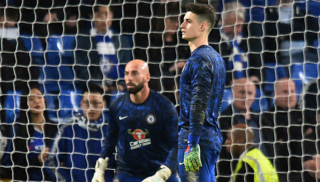 The Kepa Arrizabalaga saga is just one of a series of issues for the Blues.
