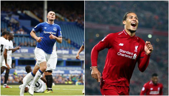 Keane vs Everton.