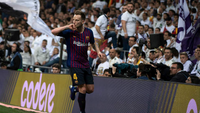 3f86979227e Transfer news  Ivan Rakitic scouted by Inter Milan ahead of potential  Barcelona exit - Article - Sport360