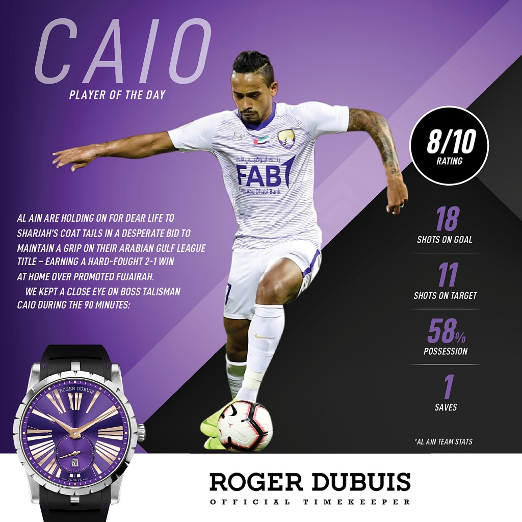 3003 hero of day roger dubuis