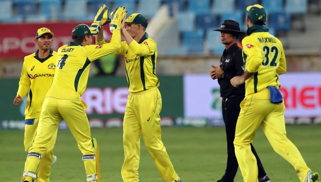 The Aussies could make it eight ODI wins in a row.