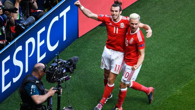 Bale and Ramsey should both return against Slovakia.