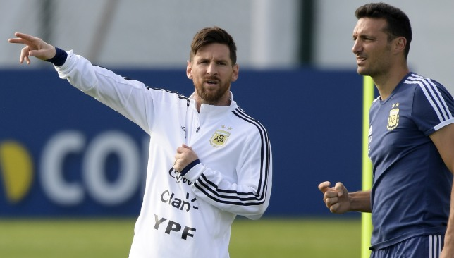 cb3710f4c2f Lionel Messi s international exile is over after the Barcelona star was  named in the latest Argentina squad.