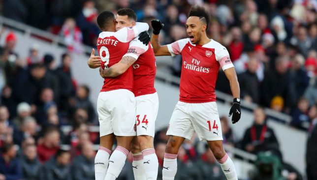Arsenal will be buoyed after inflicting a first league defeat on United under Solskjaer.