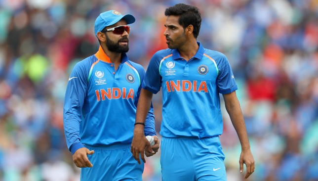 Kohli is set to give Bhuvi a call up.