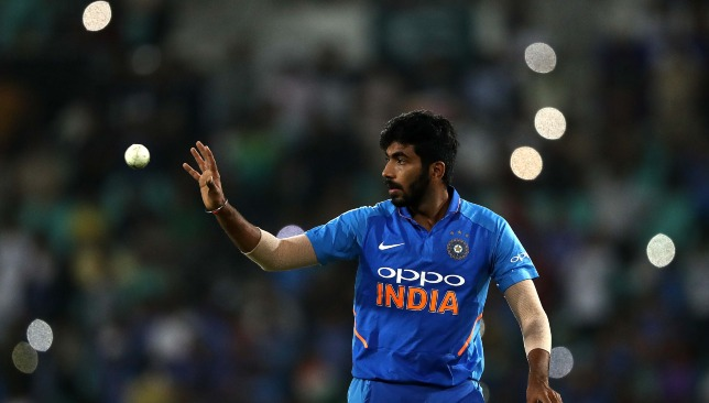 Bumrah will be key for India in the 2019 World Cup.