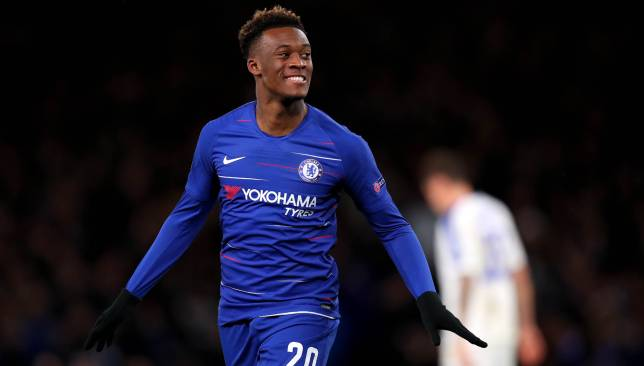 Hudson-Odoi called into England squad for Shaw