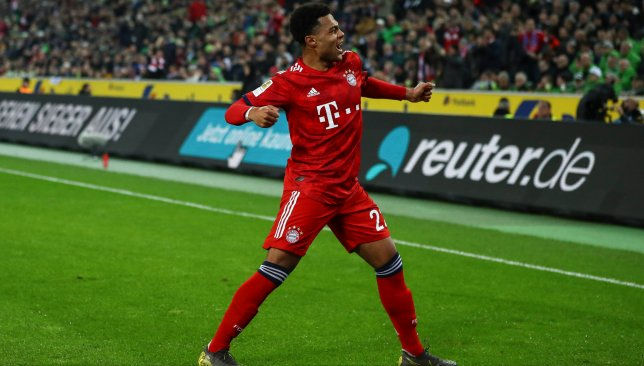 Image result for serge gnabry bayern 2019