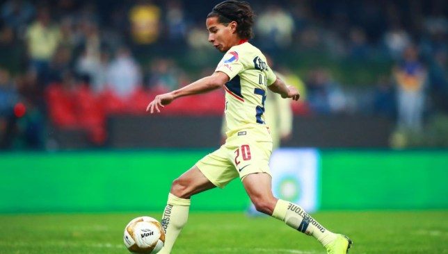 Diego Lainez has shown promise of a high ceiling