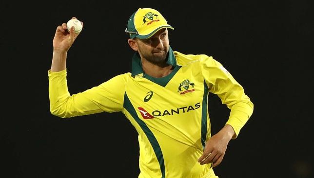 Lyon is back in training for Australia.