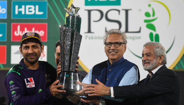 Ehsan Mani announces that all matches of PSL 5 will be held in Pakistan