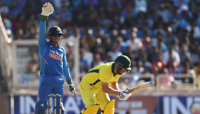 Dhoni was missed heavily behind the stumps.