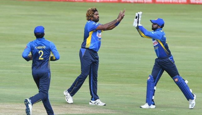 Malinga is just three wickets away from a century of T20I dismissals.
