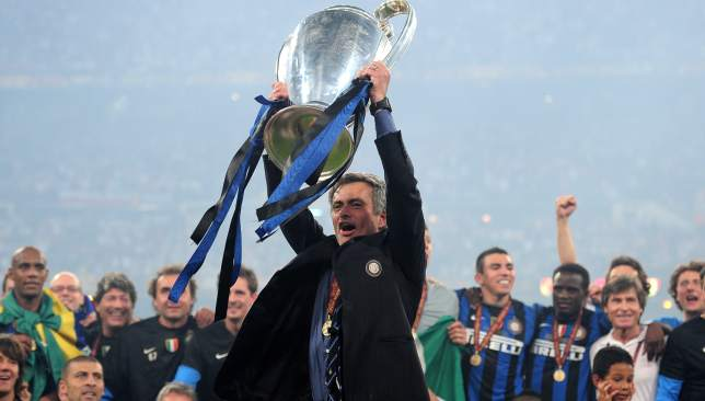 Mourinho had been linked with a return to Inter Milan before they appointed Antonio Conte.