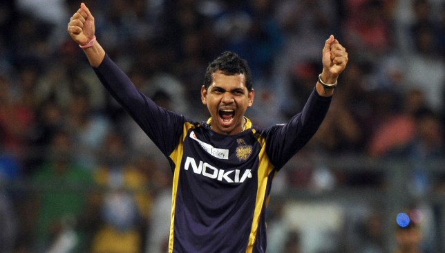 Narine has missed the entire PSL with injury.