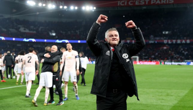 Solskjaer has transformed United's season.