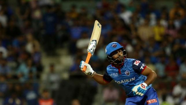 Pant was sensational against Mumbai Indians.