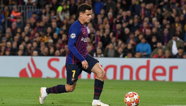 Barcelona Open To Selling Philippe Coutinho