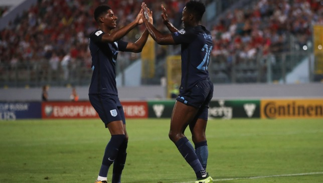 As well as being friends and once colleagues at United, Welbeck and Rashford's older brothers are also friends.