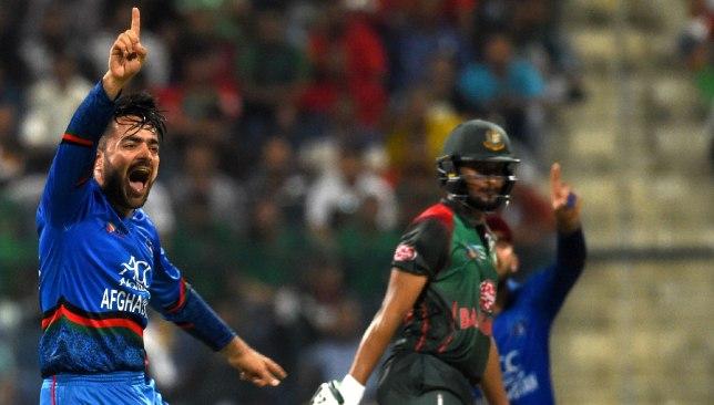 Rashid Khan is the biggest name in Afghanistan cricket.