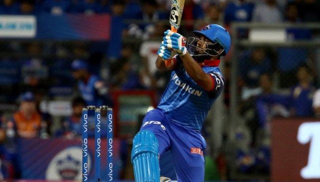 IPL 2019 Live Score: Today's match between Delhi Capitals vs ...