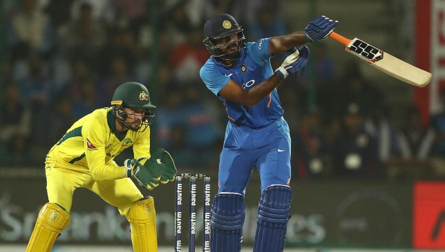 Shankar showed promise but still has some way to go.