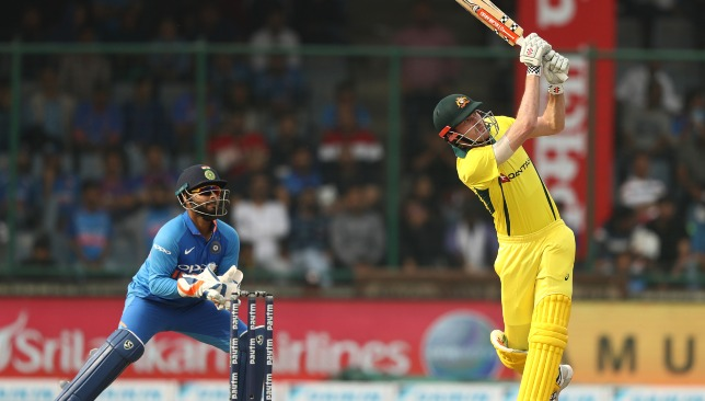 Turner demolished India's bolwing attack with ease.