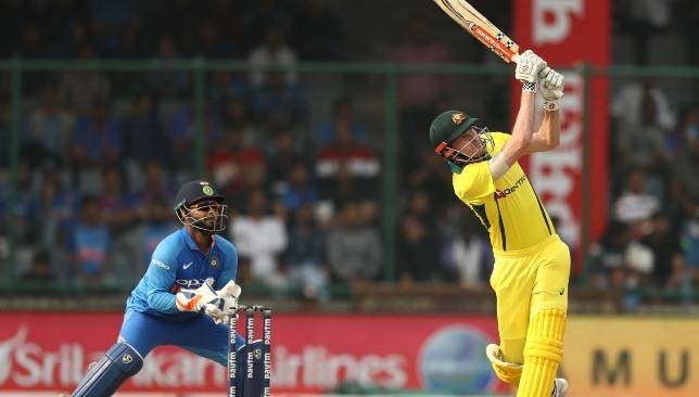 Turner demolished India's bowlers.