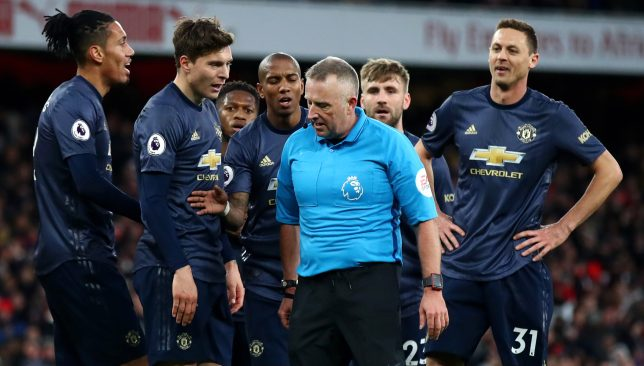 Solskjaer tasted defeat for just a second time last week against Arsenal.
