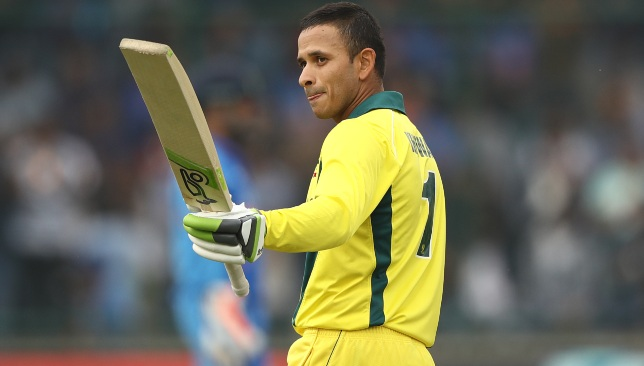 Khawaja has been on a roll of late.
